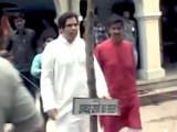 सुल्तानपुर में बूथ-बूथ घूमे वरुण गांधी