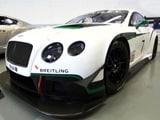 Video: Bentley's Hot GT3 Racer & a Trip to Bathrust