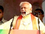 Video: Slugfest Over Narendra Modi's 'Caste'