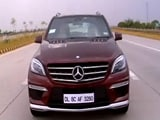 First & Exclusive: Mercedes-Benz ML 63 AMG