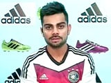 Virat Kohli's 'love affair' with football