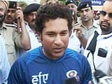 Road Safety: Sachin Tendulkar Takes up New Role