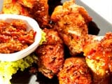 Bhuna Masala Chicken Wings