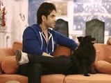 Heavy Petting All Stars: Tusshar Kapoor With His Dog, Poshto