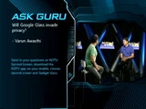 Ask Guru: Will Google Glass Invade Privacy?