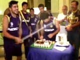 Kolkata Knight Riders' Grand Celebrations After Title Win