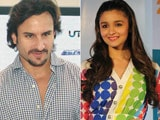 Video: Alia's Poem Fail, Saif on Brother-In-Law Duty