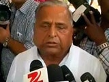 Video : 'You do Your Work, I Will do Mine': Mulayam on UP Rape Cases