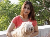 Heavy Petting: Meet Tanisha Mukherjee and Her Dog