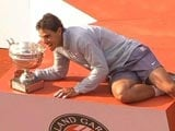 French Open: Ninth Title Special, Says Rafael Nadal