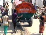 Video : With Scorching Heat and Drying Taps, no Relief for Sushma Swaraj's Voters