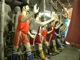 FIFA World Cup: Idol Worship Time in Kolkata