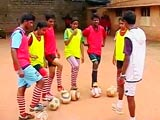 Bangalore Kids to Represent India in Football for Hope Festival in Brazil