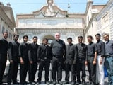 Meet the Vatican's Cricket Team