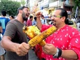 Go Food Mad With Our Food Fanatics Rocky and Mayur