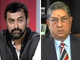 ICC Will Have Zero Tolerance Towards Corruption: N Srinivasan