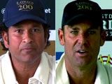 Sachin's Willow vs Warne's Spin Once Again