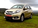 Spacious & Stylish Honda Mobilio MUV