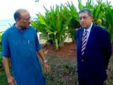 Watch: Walk The Talk with N Srinivasan (Part 1)