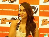 Video : Sonakshi Sinha's Association With Sports