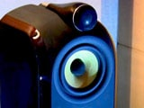 Bowers and Wilkins: PM 1 Bookshelf Speakers