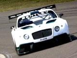 Video: Bentley Racer in Focus & Inside Dirt Track Racing
