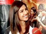 Video : Mary Kom's Story Inspired Me Personally: Priyanka Chopra