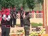 Videos : करगिल जीत के 15 साल, शहीदों को दी गई श्रद्धांजलि