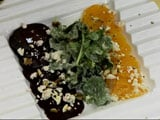 Beet, Feta and Orange Salad