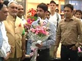 Commonwealth Games 2014: Abhinav Bindra Returns Home
