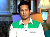 A Gadget Guru Exclusive With the God of Cricket
