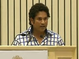 Sachin Says Medical Emergency Kept Him Away From Parliament