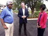 Cricketer Steve Waugh and Brigade Group's Partnership in Bangalore