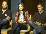 Video: एनडीटीवी पर 'सिंघम रिटर्न्स' की टीम