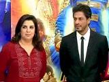 Videos : 'हैप्पी न्यू ईयर' की टीम एनडीटीवी इंडिया पर