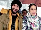 Video: Ranveer Ching's New Game, Shraddha-Shahid's Snowball Fight