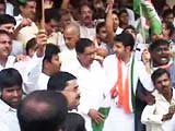 Video : Karnataka By-Elections: In Major Coup, Congress Takes Bellary