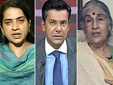Video : Insult to Women: All Parties Equally Guilty?