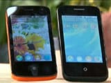 Firefox Phones Come in Riding a Firestorm