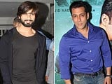 Video: Salman Khan, Married to the Exes, Shahid Kapoor Avoids Exes