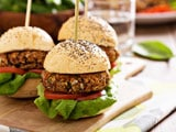 Potato Corn Burgers