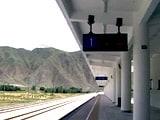 Videos : तिब्बत में रेल नेटवर्क बिछाता चीन