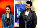 Video: सिनेमा इंडिया : 'फाइडिंग फैनी' की टीम NDTV पर