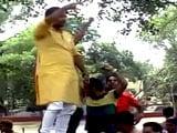 डीयू छात्र संघ चुनाव में चारों सीटों पर एबीवीपी का कब्जा