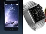 IFA 2014 and Apple iPhone 6, Watch Launch