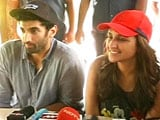 Video: A Royal Feast for <i>Daawat-e-Ishq</i> Stars