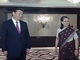 Videos : चीनी राष्ट्रपति शी चिनफिंग ने की सोनिया गांधी से मुलाकात