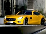 AMG GT Makes Impressive Debut