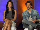 Video: Katrina, Hrithik Back Deepika on Cleavage Controversy