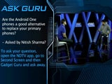 Ask Guru: Can an Android One Phone Become Your Daily Driver?